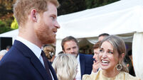 Amy Huberman had the best reaction to meeting Prince Harry in Dublin