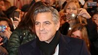 George Clooney taken to hospital after his scooter collides with truck