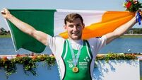 Future focus: Olympic rower Paul O'Donovan sets his sights on Tokyo 2020