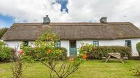 Do you dream of living in a picture-perfect thatched cottage?