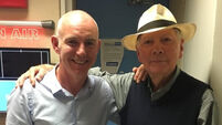'It's a horror of horror': Gay Byrne 'scared witless' by the thought of returning to chemotherapy