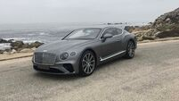 Bentley's Continental is the ultimate grand tourer