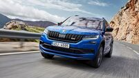 Signs of the Kodiac are truly promising for evolving Skoda
