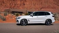 So much more to BMW's latest X5 SUV