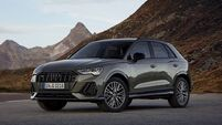 Audi Q3 lands with on-the-road price of €39,600