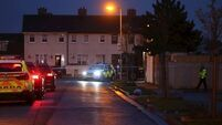 Unarmed gardaí subdue criminal who fired submachine gun