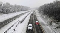 Transport body deny reports that motorway signs weren't working during snow