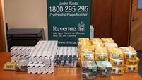 Revenue seizes tobacco products and a car in Co. Wexford