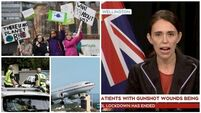 BULLETIN: 49 killed in New Zealand mosque shootings; Hundreds of students take part in global climate march