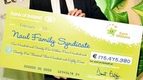 €175m Euromillions winners want to change their family's lives