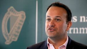 Varadkar arrives in Washington for annual St. Patrick's Day trip