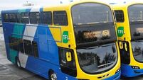 Nine Dublin Bus routes switching to Go-Ahead from today