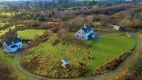 Double up in duo of homes in rural hillside idyll