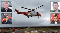 Coast Guard crash report won't be ready for months