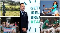 BULLETIN: Brexit fear prompts farmer to split land; Does Ireland want to remain a pawn of Europe or get rid of the backstop?