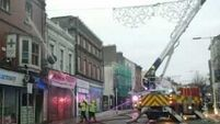 Blaze in Bray leaves three-storey building gutted