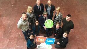 Anna Geary and Derval O'Rourke among personalities taking part in Cork County Council's 'Teen Talks'