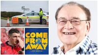BULLETIN: Woman's body found in Co. Louth'; Larry Gogan leaving 2FM after 40 years