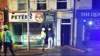 Second fire on Main Street in Bray in less than a week