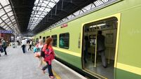 No train services from Pearse Street this weekend