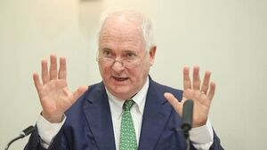 John Bruton: Britain can't negate on Brexit backstop