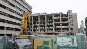 Hotel site owners in Cork given 12 weeks to deal with rubble