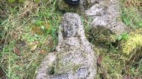 Four statues stolen from Cork in 2011 found in Co Clare