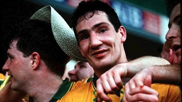 Donal Reid was a member of the historic Donegal team which beat Dublin in the 1992 All-Ireland Final at Croke Park.