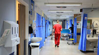 More than 500 patients awaiting hospital beds