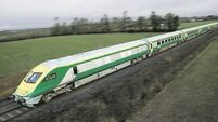 Disruption to Irish Rail services continue today