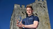 Tipperary's Jerome Cahill named U-20 Hurler of the Year