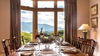 A residence with Killarney's stunning scenery at your feet