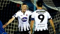 City boss Fenn still looking for first win; Dundalk close in on title