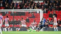 Forest go top of Championship as Stoke boss Jones faces added pressure