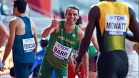 Thomas Barr breezes through to World Athletics semis