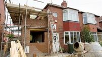 Planning an extension?  What to consider before knocking down walls