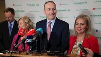 Micheál Martin plays down rift with Billy Kelleher over MEP nomination