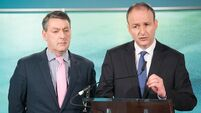 Micheál Martin denies trying to stand in Billy Kelleher's way