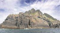 Concern over hike in visitors to Skellig Michael