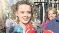 Rebecca Carter 'overwhelmed and delighted' after Leaving Cert score appeal victory