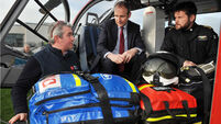 First community air ambulance won't be doctor-led