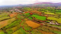 No shortage of road frontage on this €530,000 Cork-Kerry border farm
