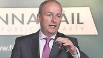 Micheál Martin: Cannot be a time limit on Confidence and Supply talks