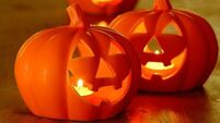 Cold snap likely to bring Halloween night chill as trick or treaters urged to carry torches