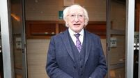 President Higgins attacks Church actions in recent scandals