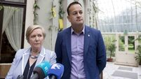 'Bang out of order': Leo Varadkar demands apology over Frances Fitzgerald resignation