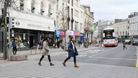 Footfall up but rumblings again about Cork city car ban
