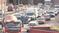 Cork city traffic gridlocked after tunnel closure
