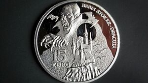 Central Bank launching Dracula coin to honour Bram Stoker