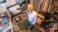 How a lifetime as an architect has inspired Cork artist Harry Wallace